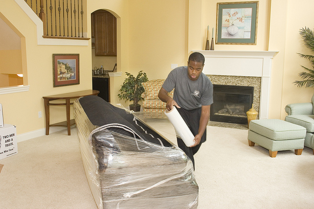Lubbock moving company